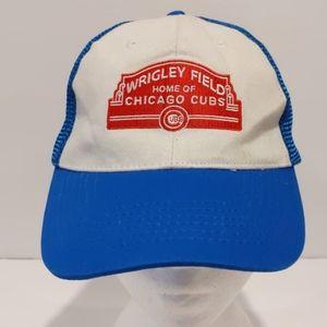 Other - 2/$25 Wrigley Fields Chicago Cubs baseball cap